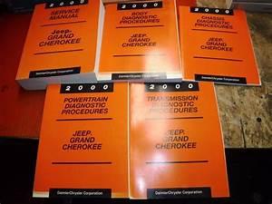 2000 Jeep Grand Cherokee Original Factory Service Manual