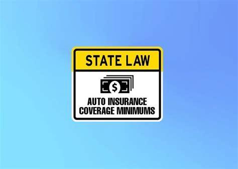 Minimum Auto Insurance Across State Lines