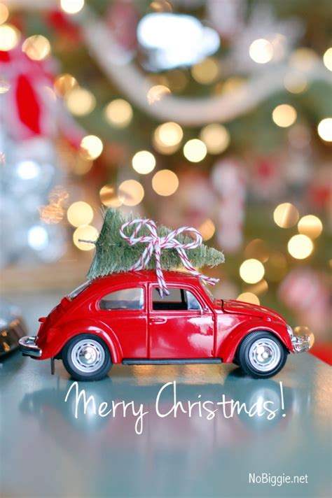 volkswagen christmas happy holiday home tour