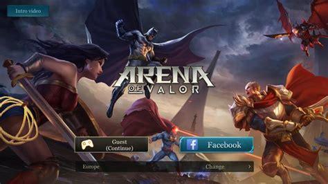 arena  valor como baixar  jogar agora  android apk