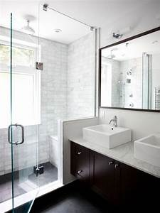 tips on how to make your small bathroom look larger With how to make my bathroom look bigger