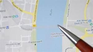 Google Maps Köln : online panne google maps verlegt k ln an die ruhr welt ~ Watch28wear.com Haus und Dekorationen
