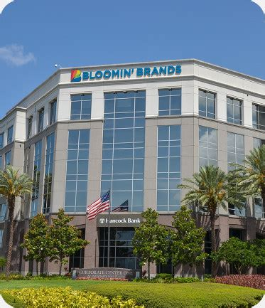 BLOOMIN' BRANDS, INC. - Careers - Home Office Opportunities
