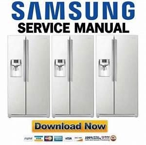 Samsung Rs261mdwp Service Manual  U0026 Repair Guide