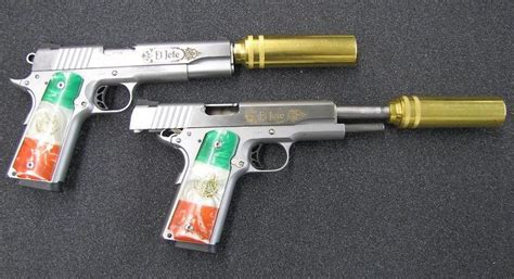 Boondock Saints Pistol L by All Sides Of The Mexican War Agree The 1911 Is The