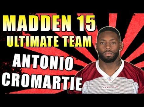 Lets Buy Antonio Cromartie! Madden 15 Ultimate Team Youtube