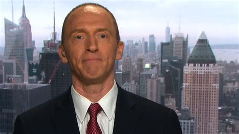 carter page reports  trump campaign russia  false