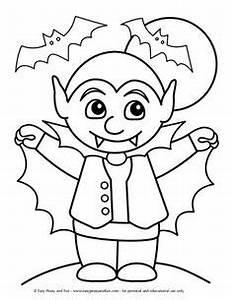 Dessin Halloween Vampire : 235 meilleures images du tableau coloriages halloween halloween halloween crafts et halloween diy ~ Carolinahurricanesstore.com Idées de Décoration