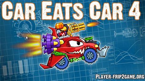 Car Eats Car 4 Game Walkthrough