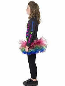Déguisement Enfant Halloween : deguisement squelette fluo deguisement enfant halloween enfants le ~ Melissatoandfro.com Idées de Décoration