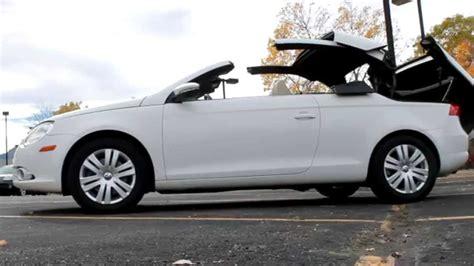 Used Car Spotlight- 2009 Volkswagen Eos Hardtop