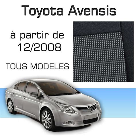 siege auto a partir de 2 ans housse sur mesure avensis à partir de 12 2008 achat