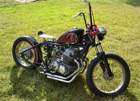 Buy 1972 Honda Cb750 Motorcycle Custom Vintage Rat Rod On