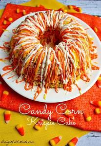 Made Com : candy corn krispie cake delightful e made ~ Orissabook.com Haus und Dekorationen