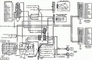 1984 Chevy Truck Electrical Wiring Diagram And Gmc Truck