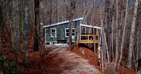 shed roof cabin  upstate south carolina cabin  homesteading pinterest upstate