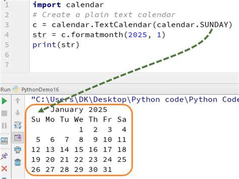 python calendar tutorial   python tutorials