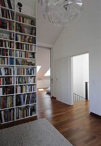 Offenes Treppenhaus Schließen Schiebetür : 051 wohnhaus dorfstrasse zumikon schneider gm r architekten winterthur ~ Buech-reservation.com Haus und Dekorationen