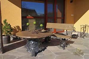 Chaises Et Tables Ferronnerie D39art Ukovmi