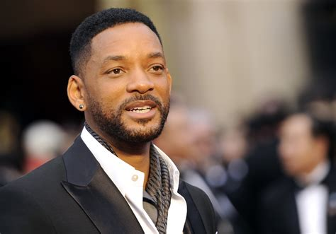 Will Smith - body measurements, eye, hair color