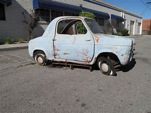 1957 vespa 400 barn find for sale With car barn auto sales