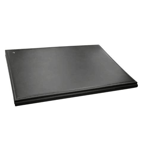 large desk blotter paper leather folding desk blotter