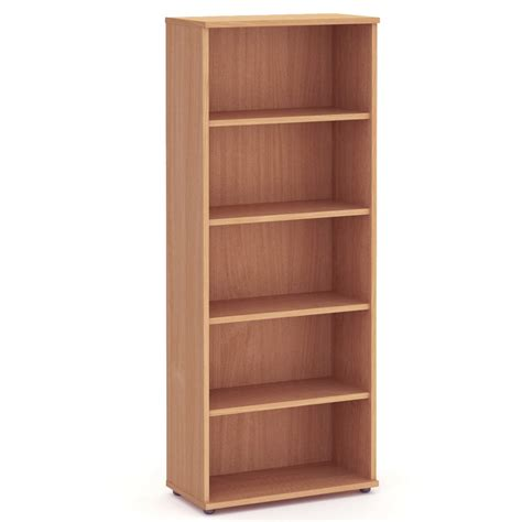 High Bookcase by Fraction Plus 2000mm High Bookcase