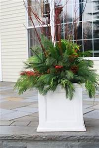 1000 images about Winter Planters on Pinterest