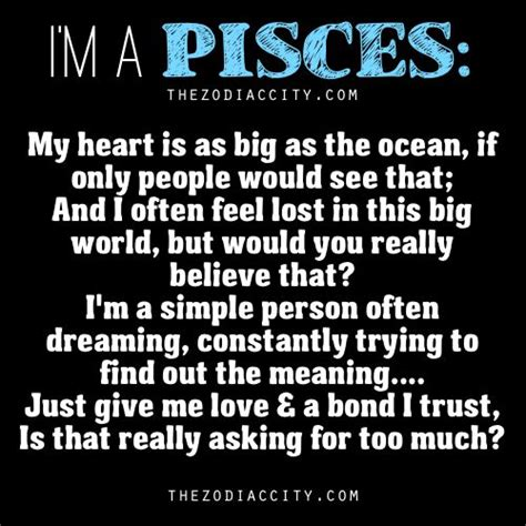 Pisces Words From Zodiac