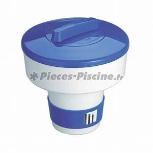 Chlore Pour Piscine : diffuseur de chlore flottant pieces piscine ~ Edinachiropracticcenter.com Idées de Décoration