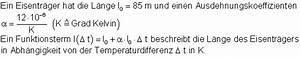 Längenänderung Berechnen : aufgaben lineare funktionen teil xvi ~ Themetempest.com Abrechnung