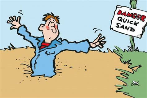 Have You Gotten Caught In Qr Quicksand?