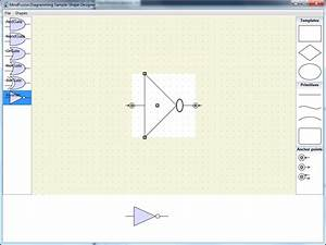 Design Custom Shapes With Wpf Diagram