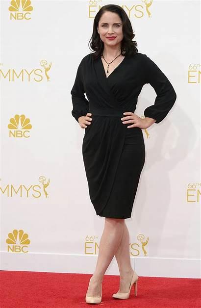 Laura Fraser Celebridades Desfilan Roja Alfombra Emmy