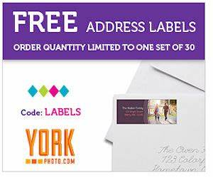 york photo order free custom address labels free stuff With buy mailing labels online