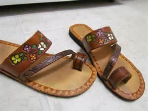Leather Hippie Sandals