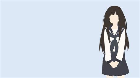 Kimi No Na Wa Background Minimalism Anime Girls Anime Hyouka Wallpaper Anime Wallpaper Better
