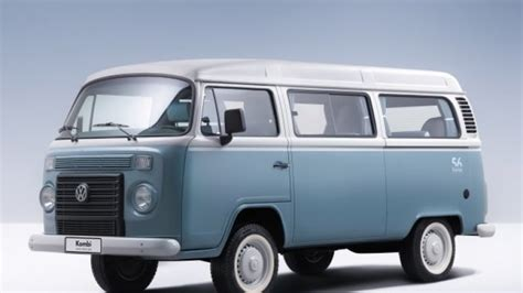 Vw Type 2 Microbus Production Ending With Kombi Last