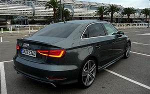 Audi A3 Berline S Line : audi a3 berline a3 berline s line gris daytona merseb photos club ~ Medecine-chirurgie-esthetiques.com Avis de Voitures
