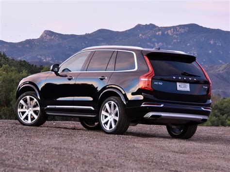 Suv Ratings by Ratings And Review 2017 Volvo Xc90 Ny Daily News