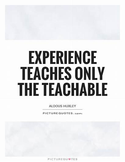 Teachable Quotes Quote Teaches Experience Fell Shakespeare