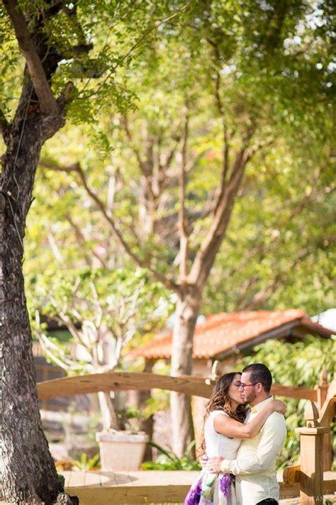 Love Story En Jardín Japonés De Ponce, Puerto Rico