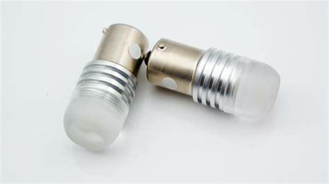 2x 6v 1156 Ba15s 1.5w Led Smd White Car Bulb Light Brake
