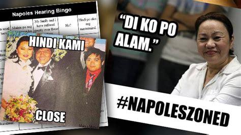 Napoles Meme - netizens janet napoles is my amnesia girl