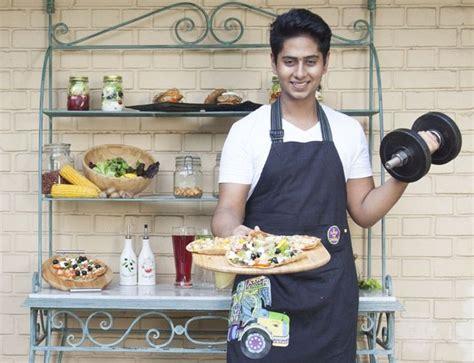 vedant bahri foodie  health food blogger