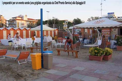 Spiaggia 61 Riccione Italy, La Spiaggia A Riccione
