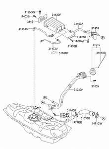 311123r000 - Hyundai Filter