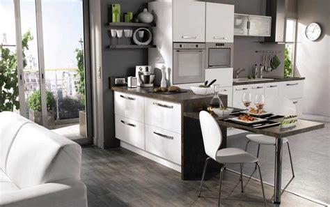 cuisine 8m2 aménager cuisine ouverte 8m2 uncategorized idées de