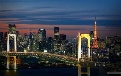 Tokyo Japan Bridge Wallpapers Wide