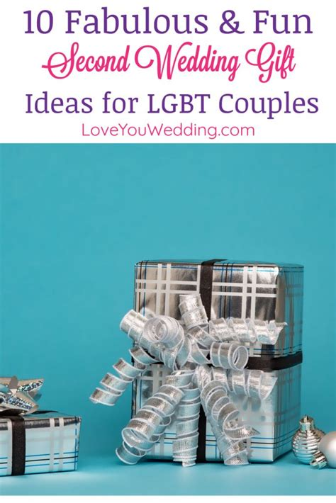 Wedding gift for older couple second marriage, ipunya. 10 Fun Second Wedding Gift Ideas for LGBT Couples
